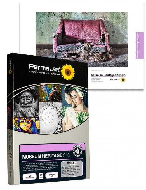 22 - Museum Heritage Box Swatch