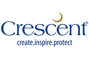 Crescent Mountboard by Wessex Pictures