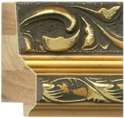 D3448 Ornate Gold Moulding by Wessex Pictures