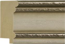 D3706 Silver Moulding by Wessex Pictures