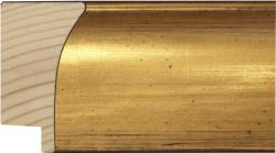 D3744 - Plain Gold Moulding from Wessex Pictures