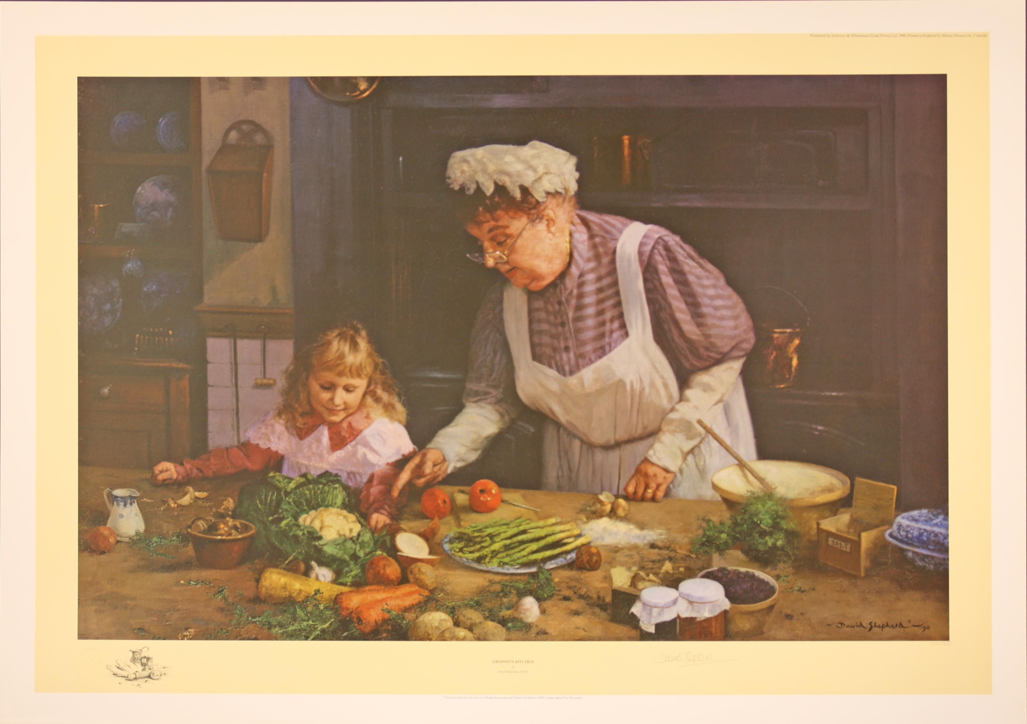grannys kitchen 1990 - Grannys Kitchen