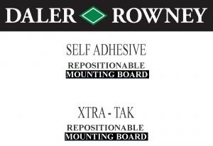 Daler Self Adhesive Board