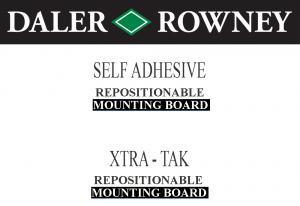 Self Adhesive Boards