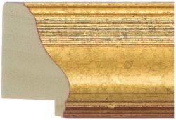 E4089 Plain Gold Moulding by Wessex Pictures