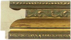 F5036 Ornate Gold Moulding by Wessex Pictures