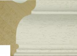 M02640 White Moulding from Wessex Pictures