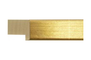 Plain Gold Mouldings at Wessex Pictures