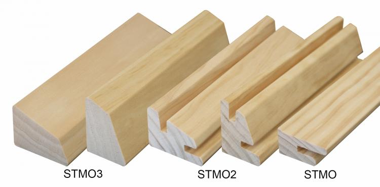 Stretcher moulding