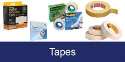 for tapes click here
