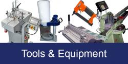 for tools and equipment click here