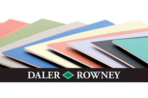 Daler Rowney frames at Wessex Pictures