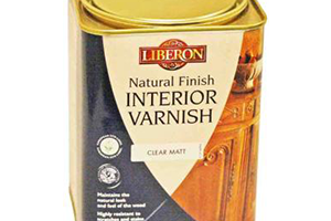 Acheive the perfect wood varnish with our range of Wood Finishing Products at Wessex Pictures